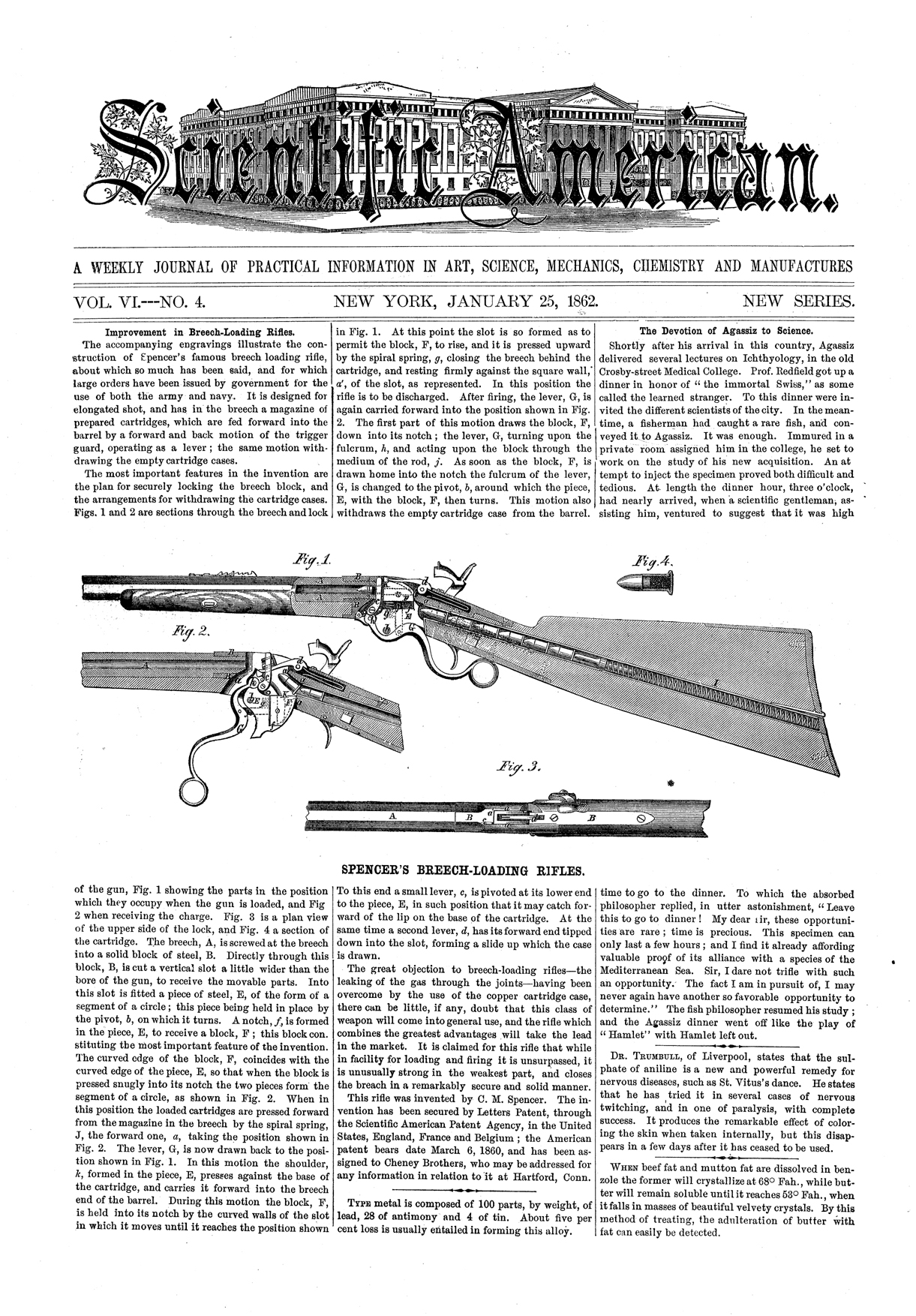 John T  Wilder and the Spencer Repeating Rifle – Civil War