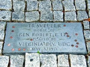 Travellor Grave Plaque