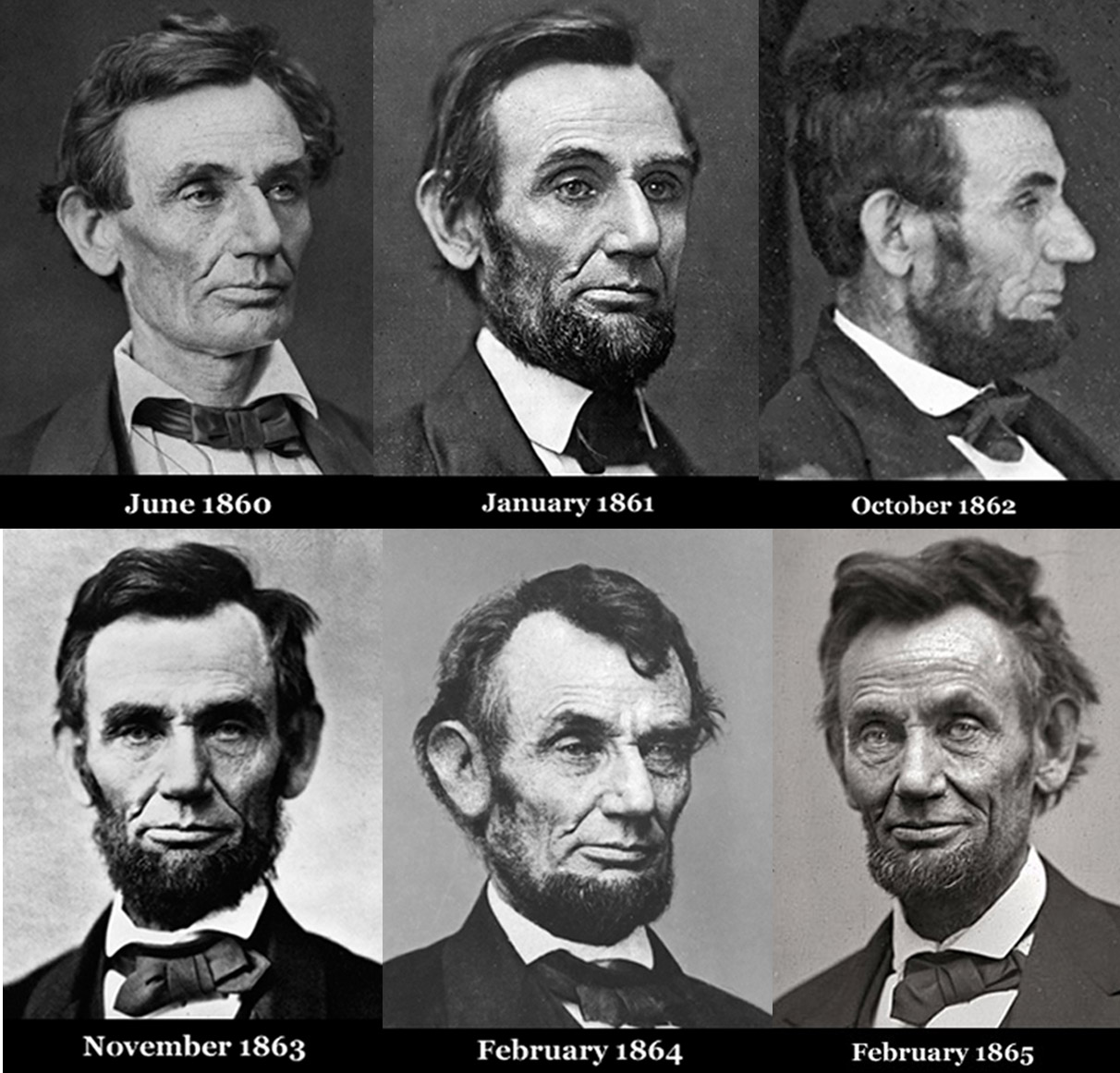 The Changing Face of Lincoln – Civil War Profiles
